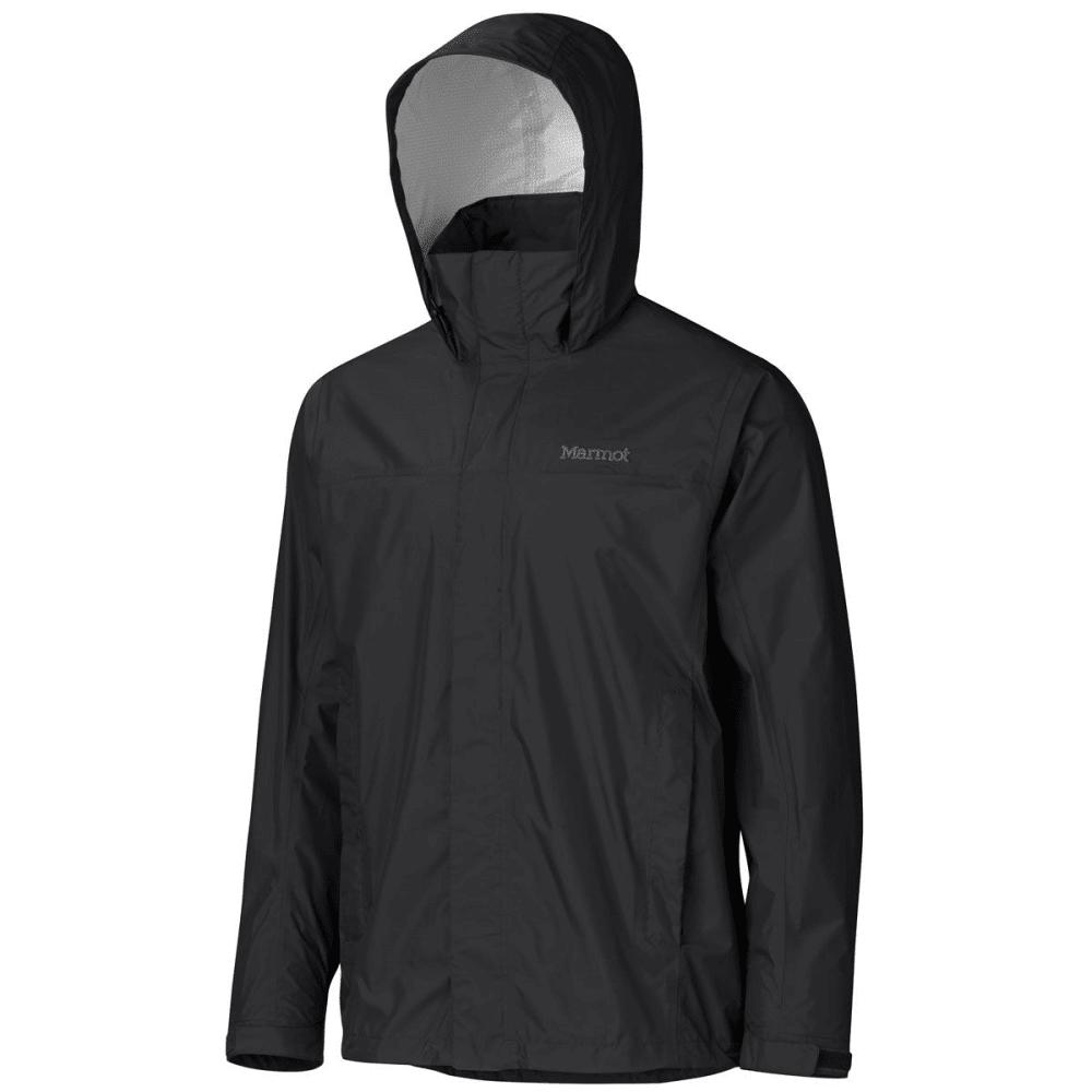 MARMOT Men's PreCip Jacket - 001-BLACK