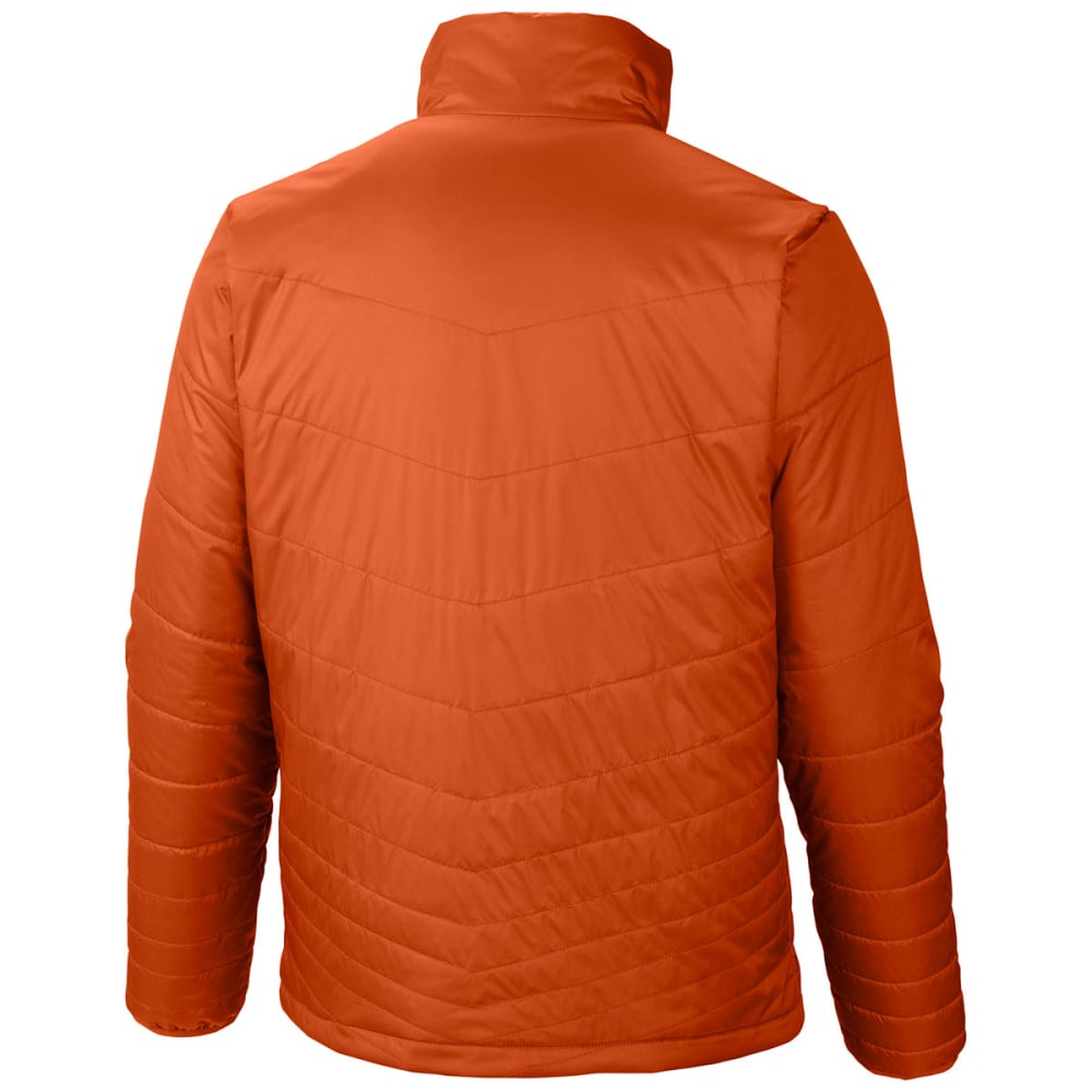 DNU - COLUMBIA Men's Tech Talk EXS Jacket - BACKCOUNTRY ORANGE