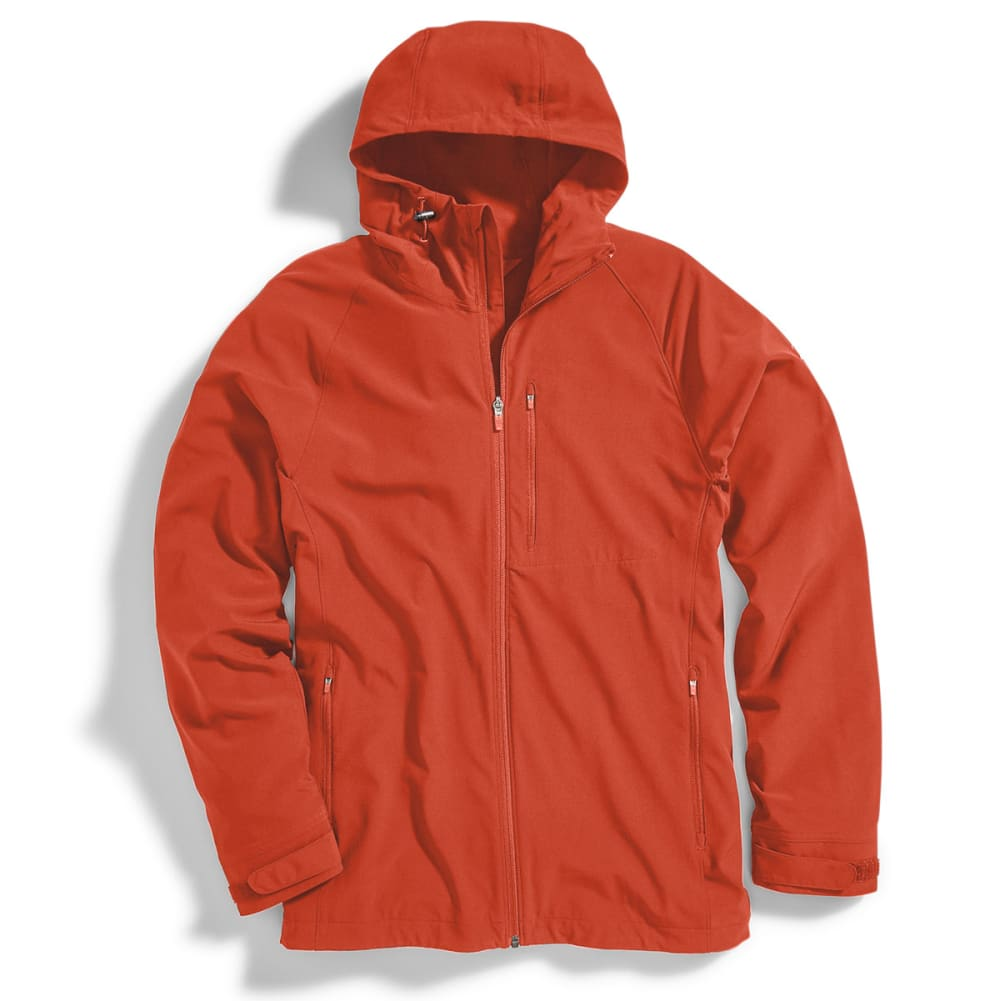EMS Men's Epic Soft Shell Jacket - PICANTE