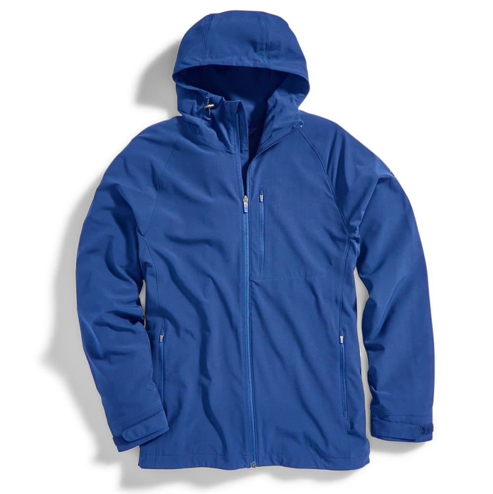 Ems(R) Men's Epic Soft Shell Jacket - Blue, M