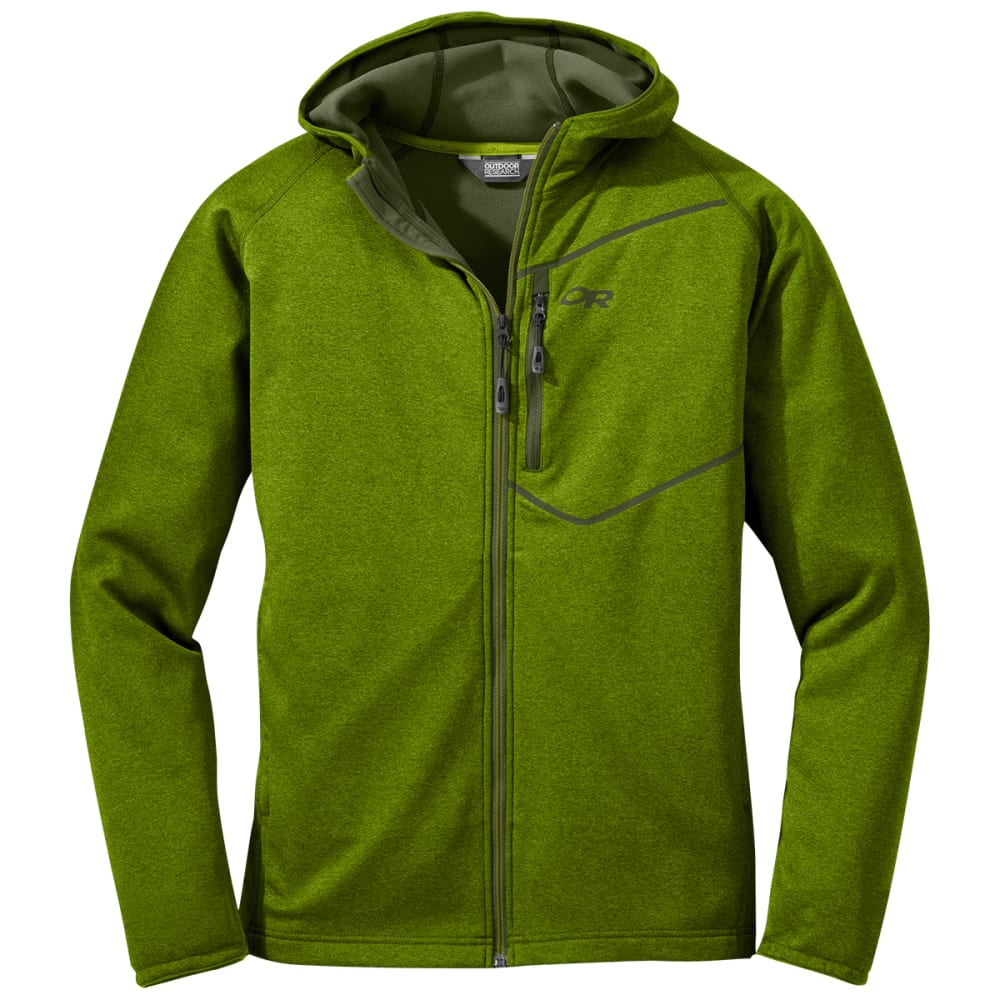 OUTDOOR RESEARCH Men's Starfire Hoody™ - KALE