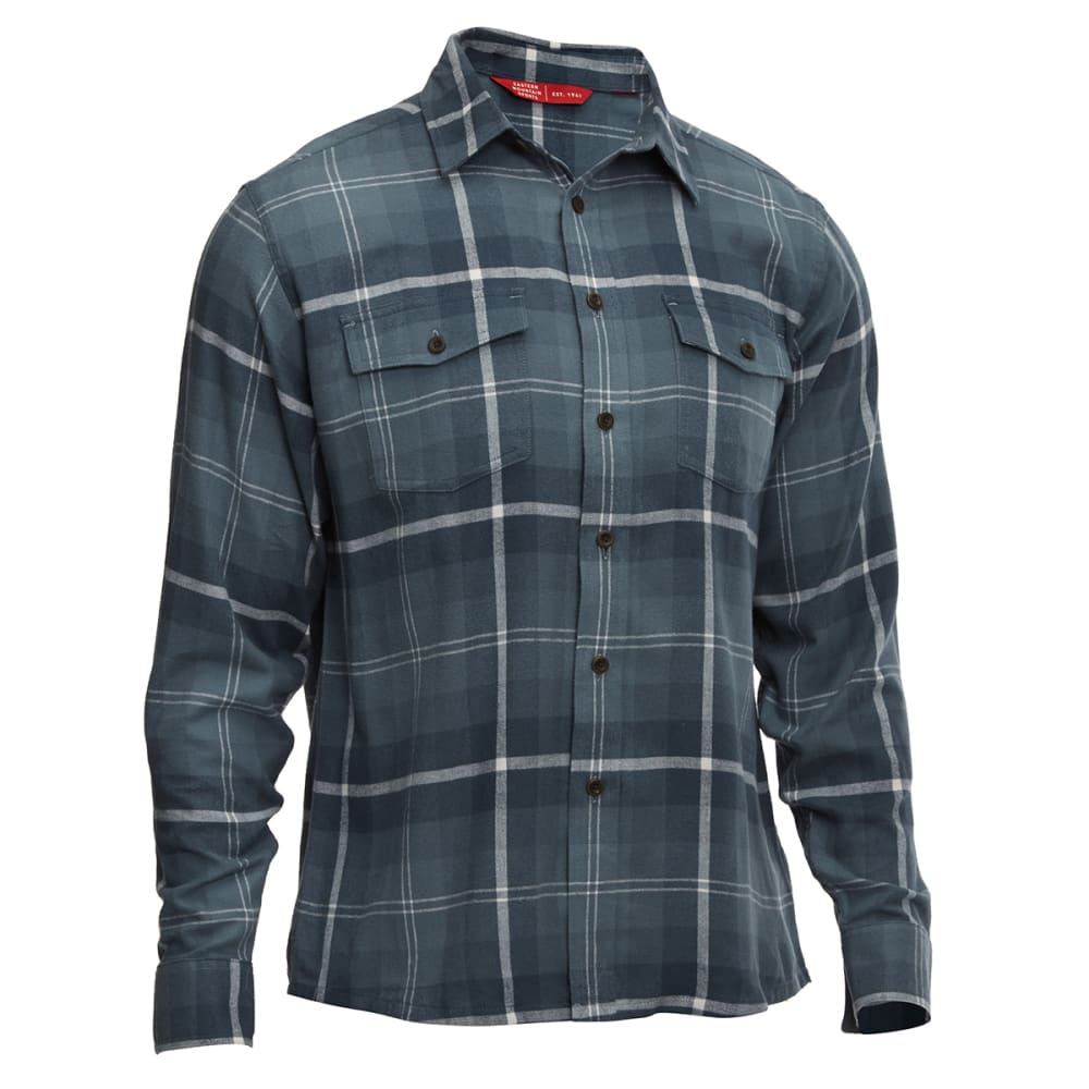 DNU - EMS Men's Cabin Flannel - DKSLTPLAID