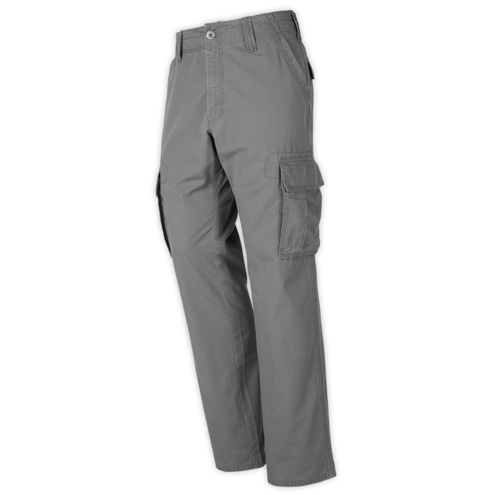 Ems(R) Men's Dock Worker Classic Cargo Pants  - Black, 32/R
