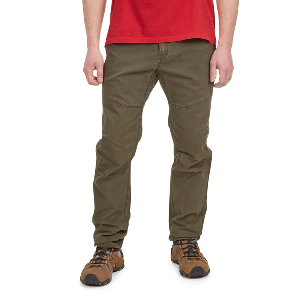 Ems(R) Men's Fencemender Slim Fit Pants  - Green, 30/R