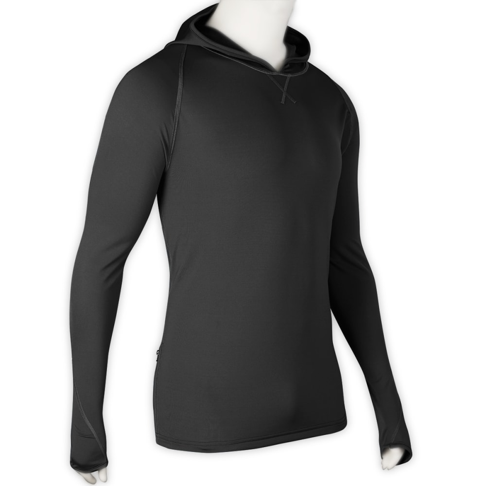 EMS® Men's Training Hoodie   - BLACK