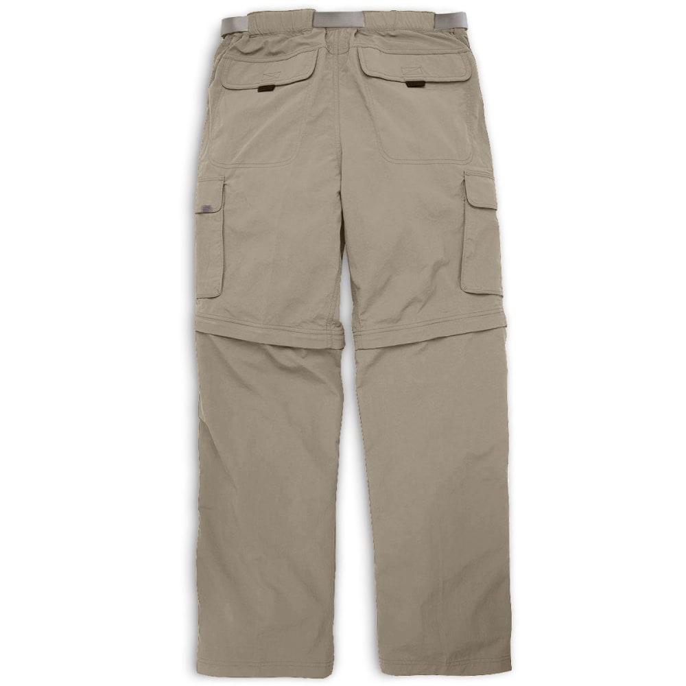 EMS® Men's Camp Cargo Zip-Off Pants - FOSSIL