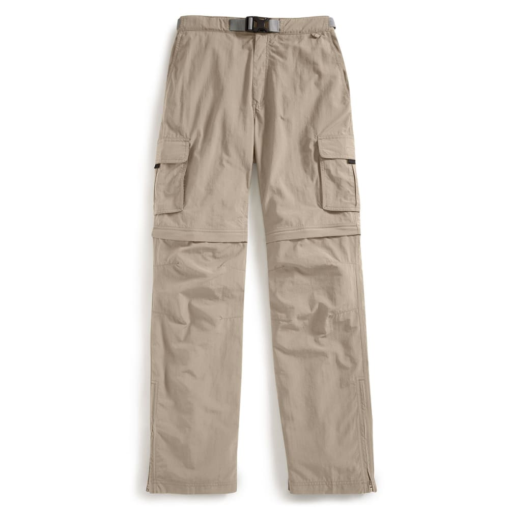 Ems(R) Men's Camp Cargo Zip-Off Pants  - White, 30/30