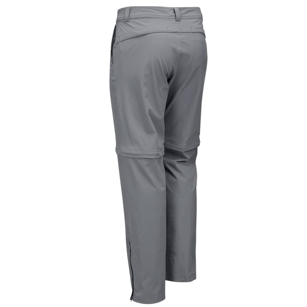 EMS® Men's Compass Zip-off Pants  - PEWTER