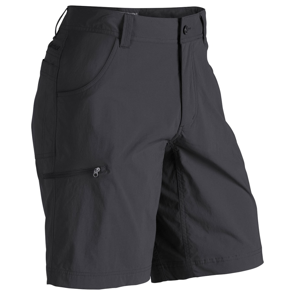 Marmot Men's Arch Rock Shorts - Black, 34