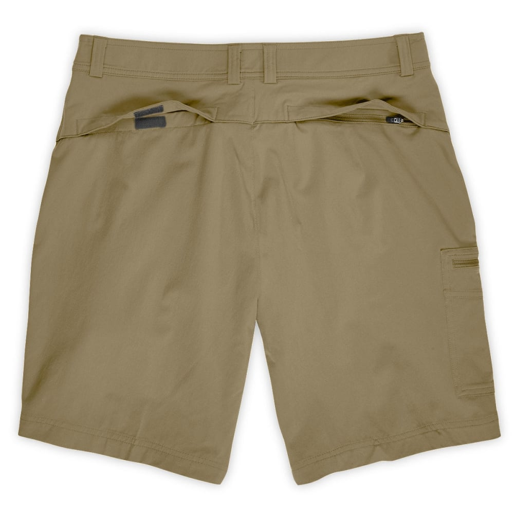 EMS® Men's Compass Shorts  - KELP TAN