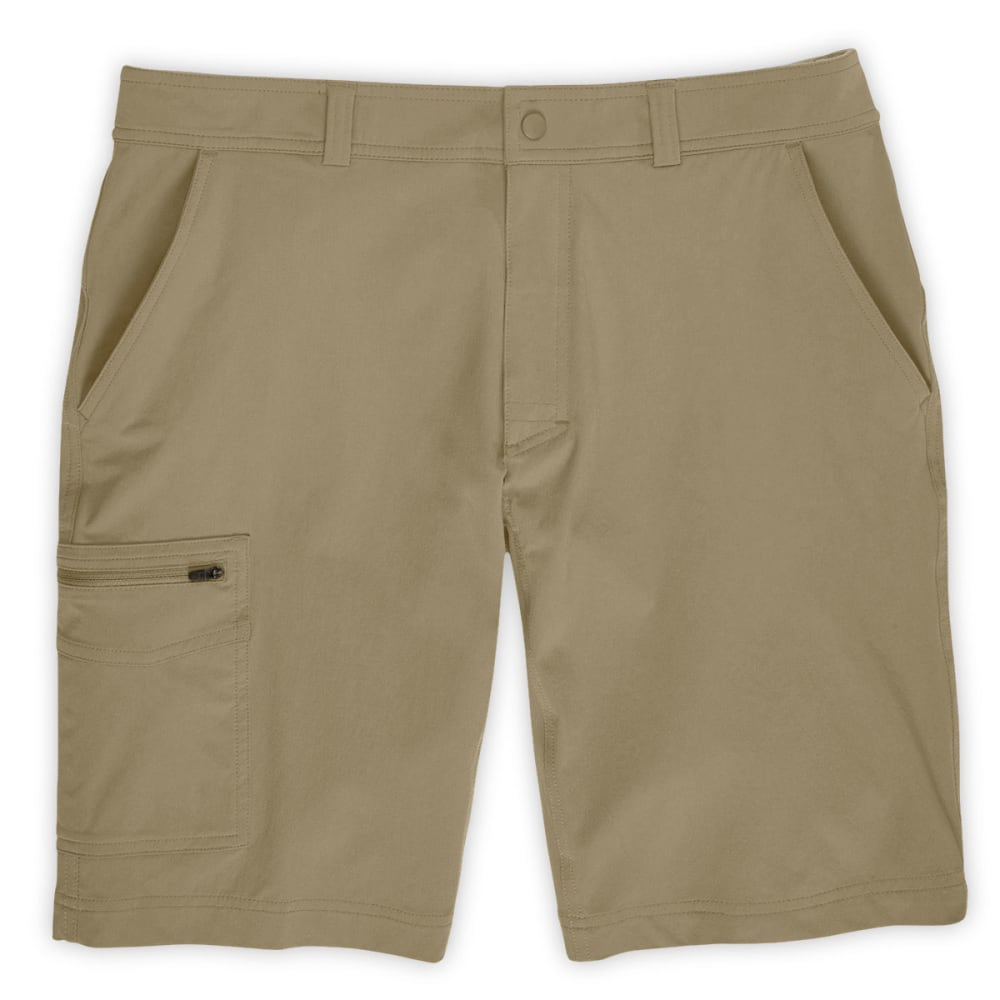 Ems(R) Men's Compass Shorts  - Brown, 34