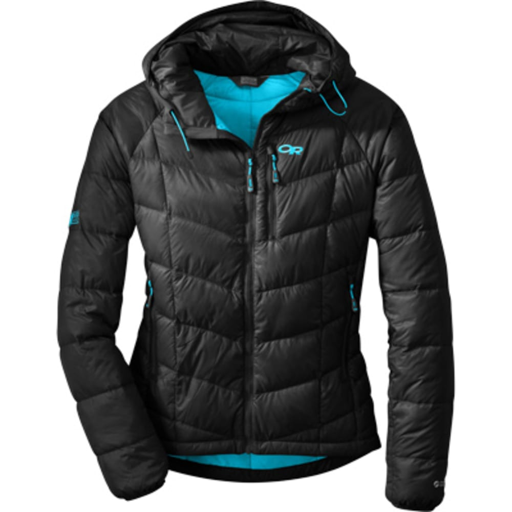OUTDOOR RESEARCH Women's Sonata Hoody - 1040-BLACK/RIO