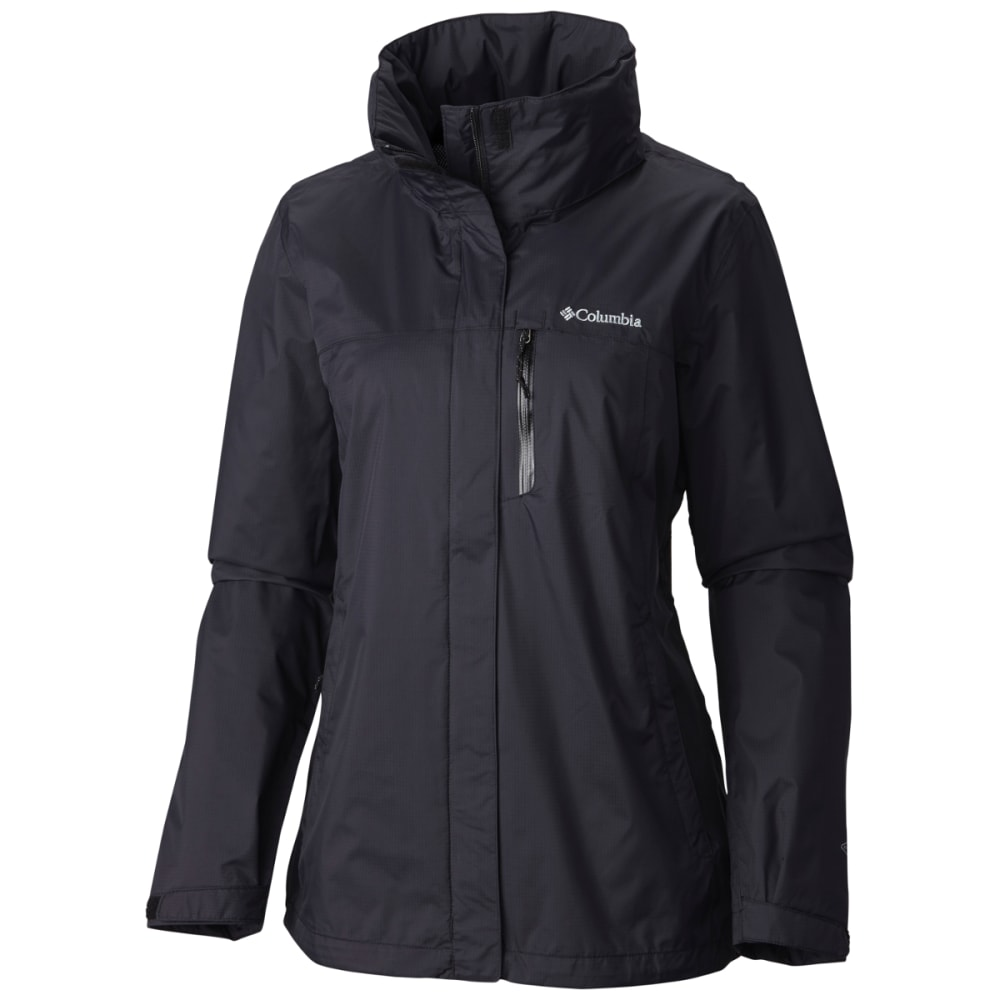 Columbia Sportswear Women's Evapouration Jacket - Black, XS