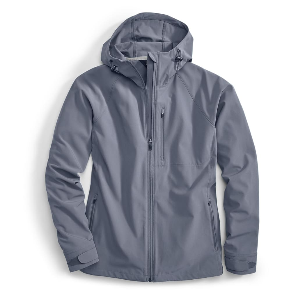 EMS Women's Epic Soft Shell Jacket - PEWTER