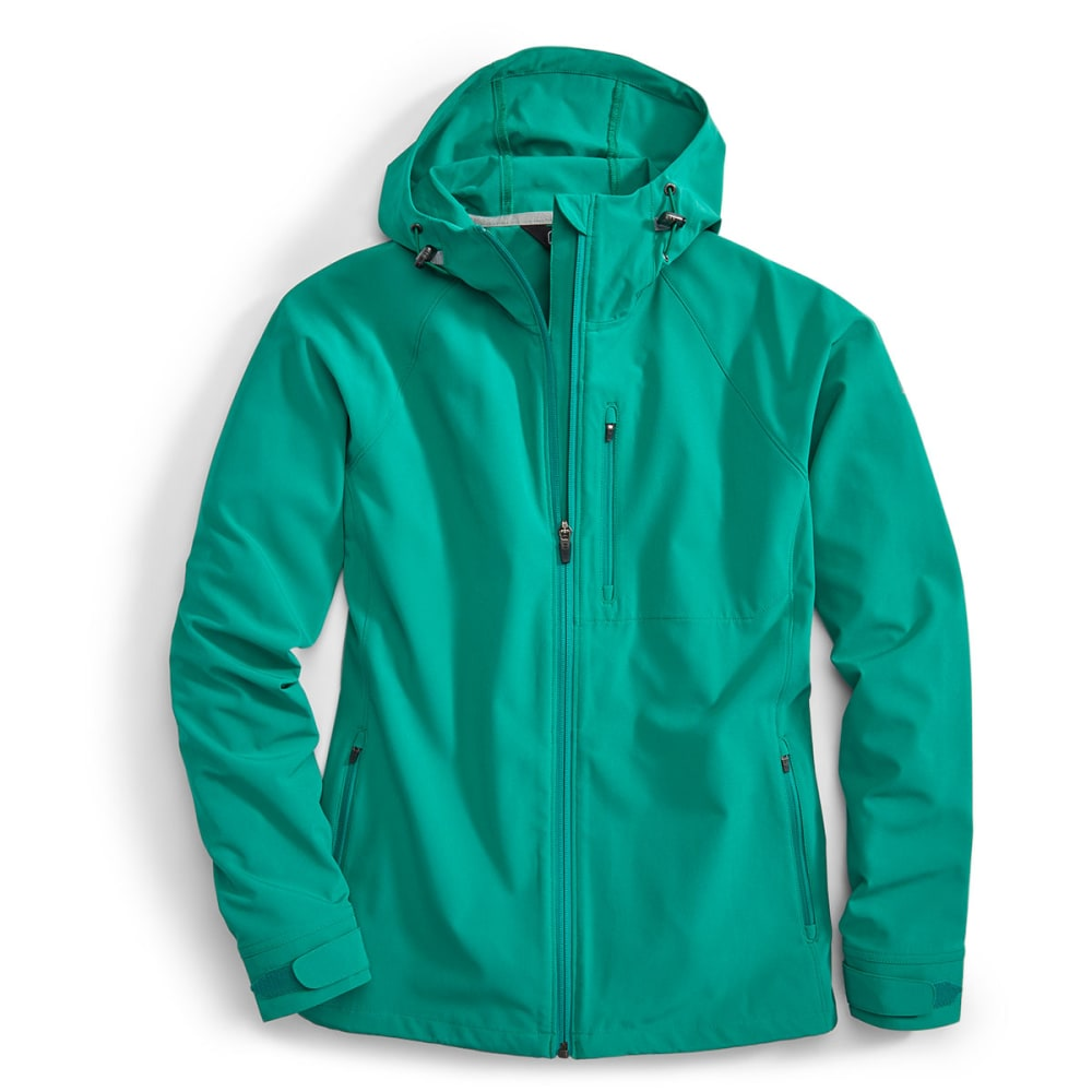 Ems(R) Women's Epic Soft Shell Jacket  - Green, M