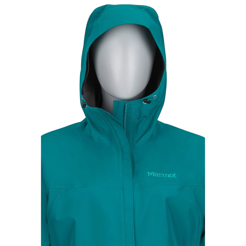 MARMOT Women's Minimalist Gore-Tex Jacket - 3679-MALACHITE