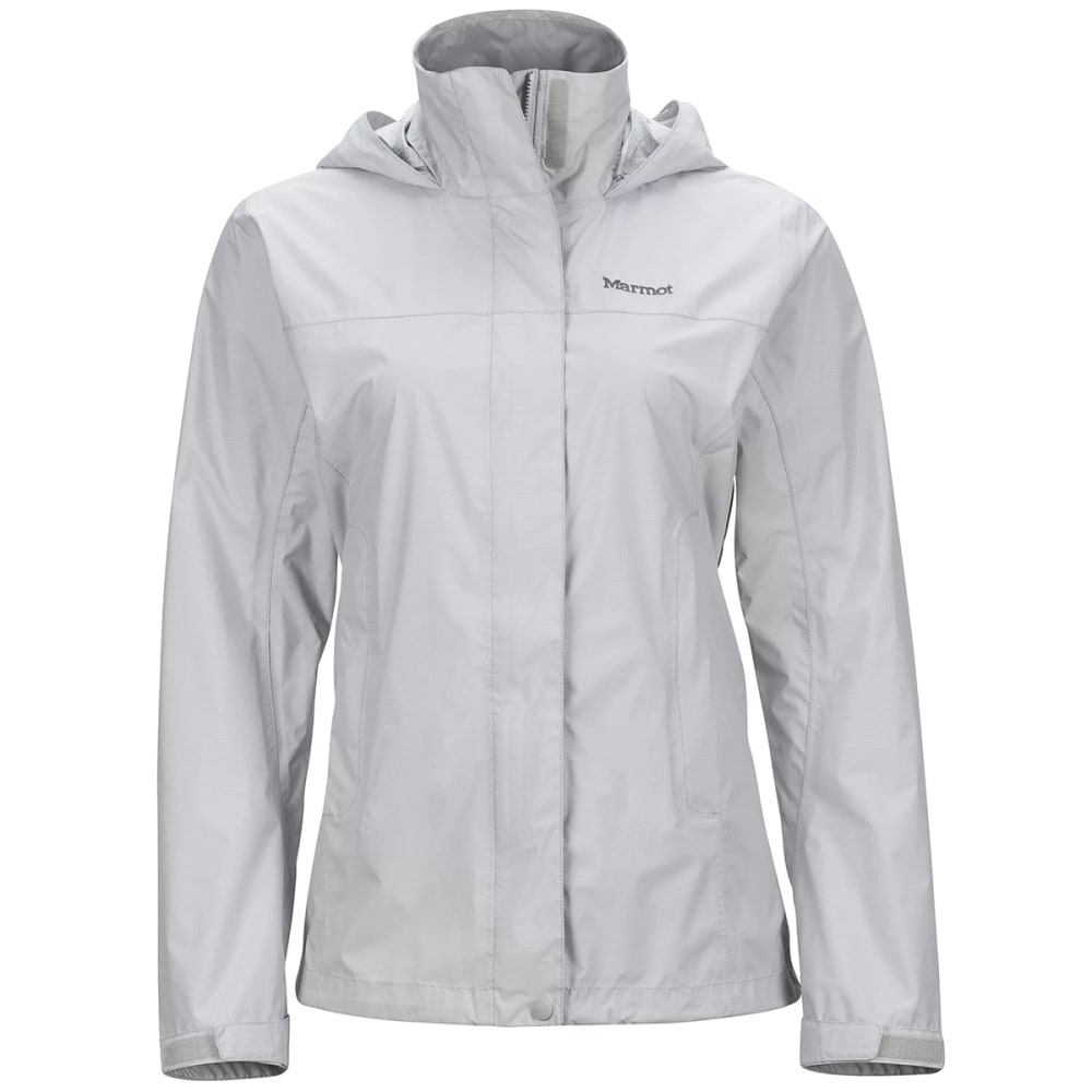 MARMOT Women's PreCip Jacket - 169 PLATINUM