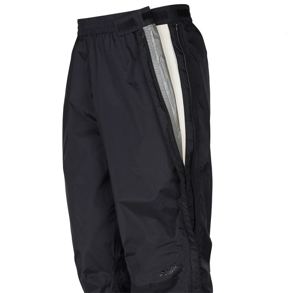 EMS Women's Thunderhead Full-Zip Pants - BLACK