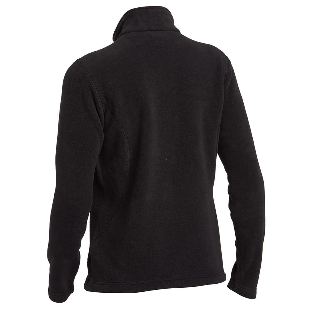 EMS® Women's Classic 200 Fleece Jacket - JET BLACK