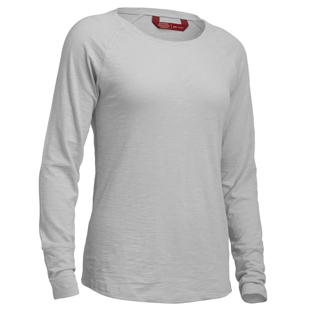 Ems(R) Women's Long-Sleeve Crewneck   - Black, L
