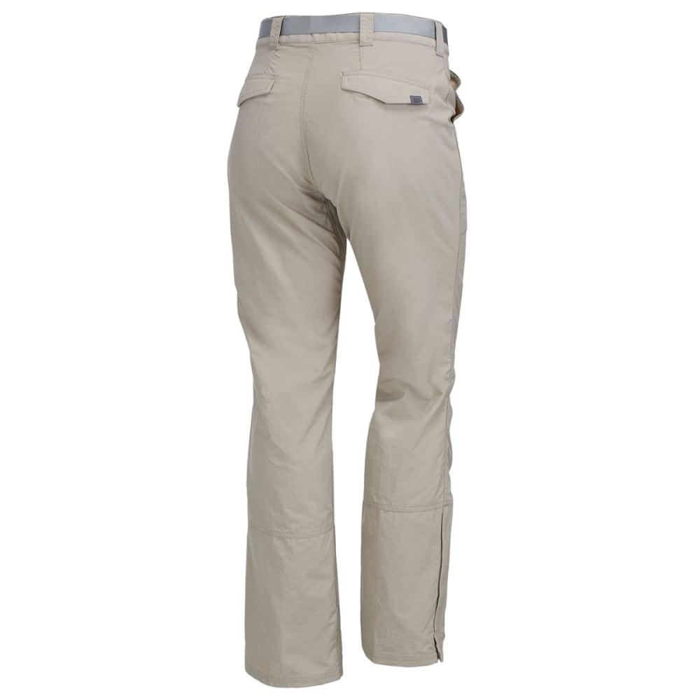 EMS Women's Camp Cargo Pants - FOSSIL/REG