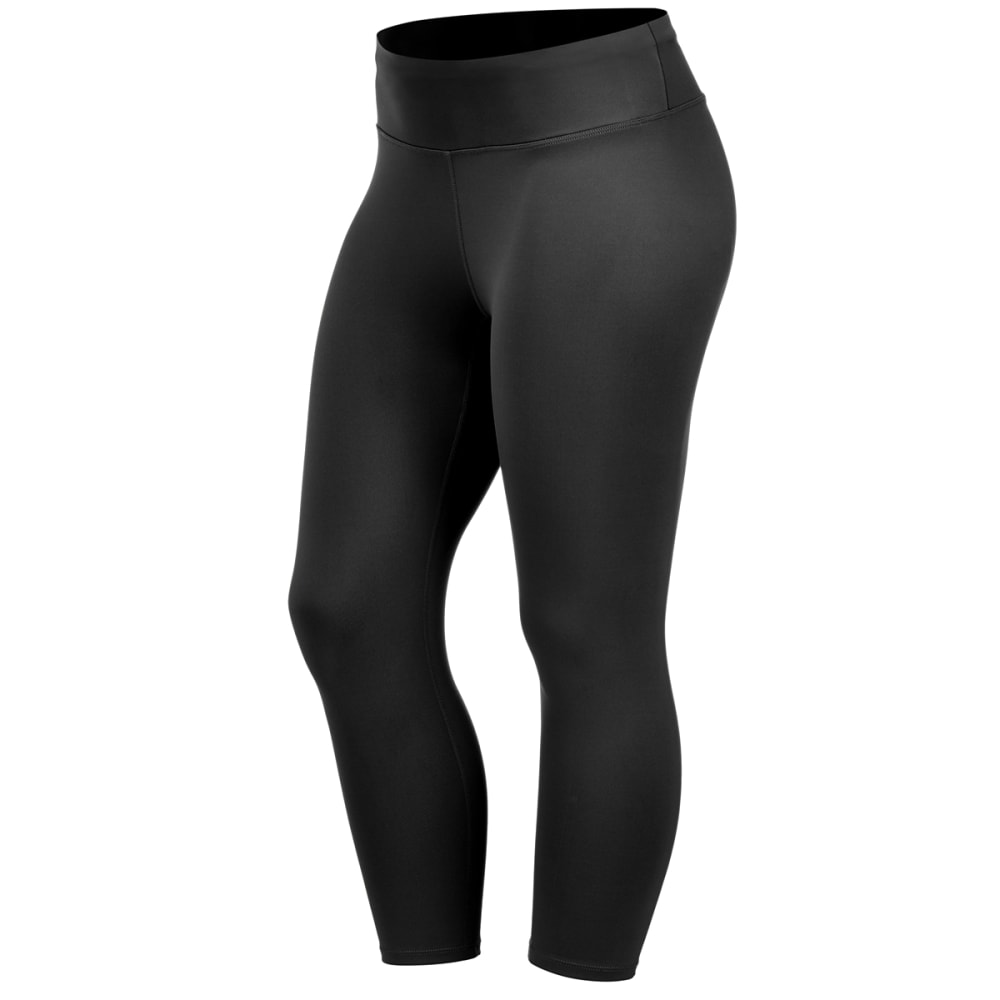 Ems(R) Women's Techwick(R) Fusion Capri Leggings - Black, S
