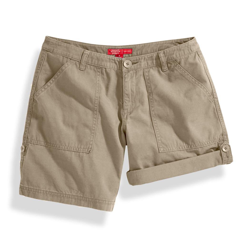 EMS® Women's Roll Shorts - CHINCHILLA