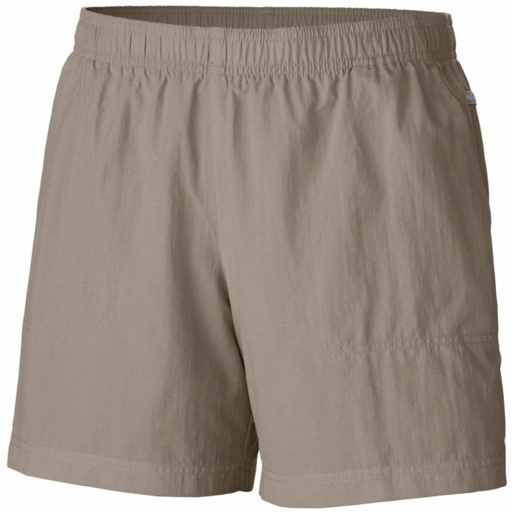 COLUMBIA Women's Sandy River Shorts - 221-TUSK