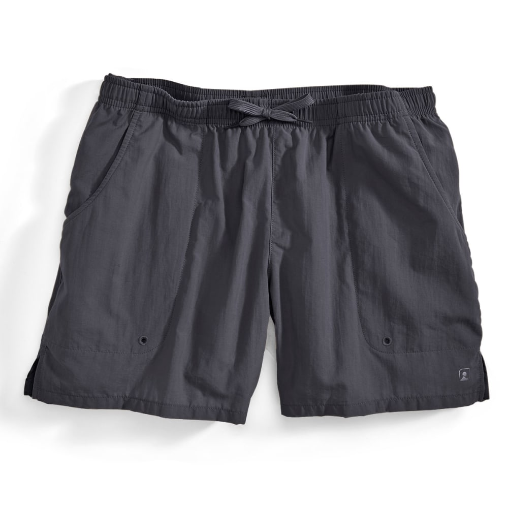 Ems(R) Women's Core River Short, 5 In.  - Black, XS
