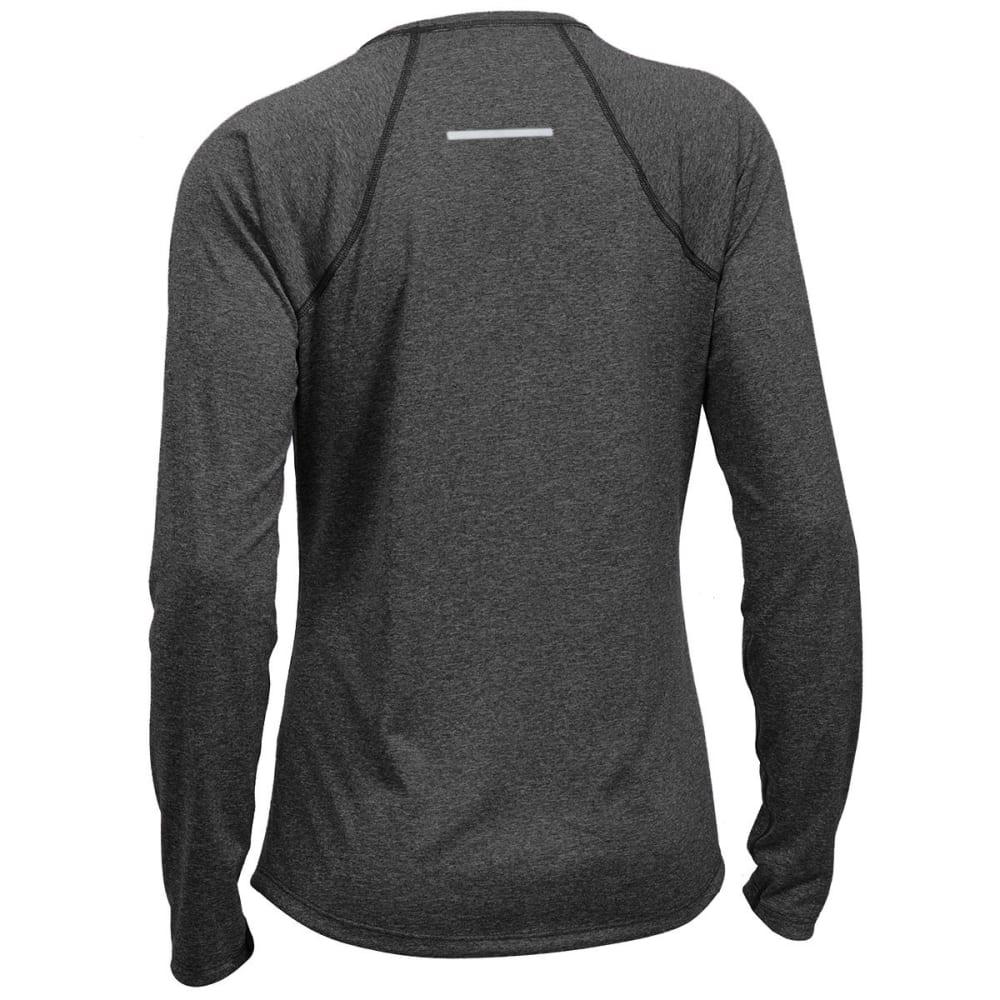 EMS® Women's Techwick® Essence Long-Sleeve Top  - JET BLACK