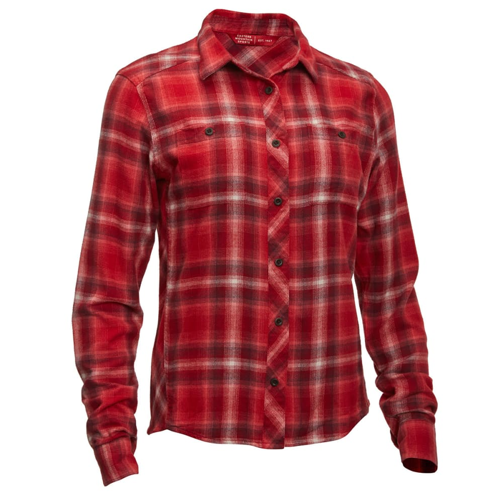 DNU - EMS Women's Since  '67 Flannel Shirt - SAMBA