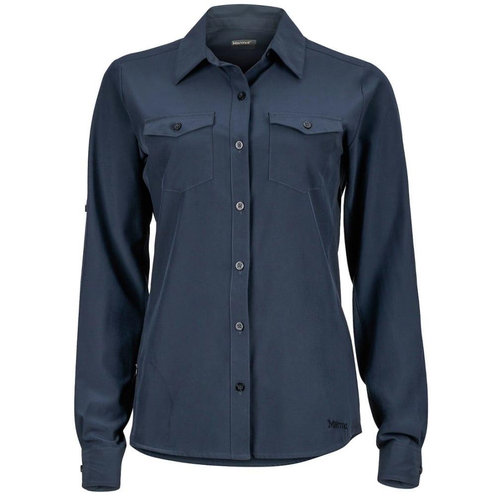 MARMOT Women's Annika Long-Sleeve Shirt XS
