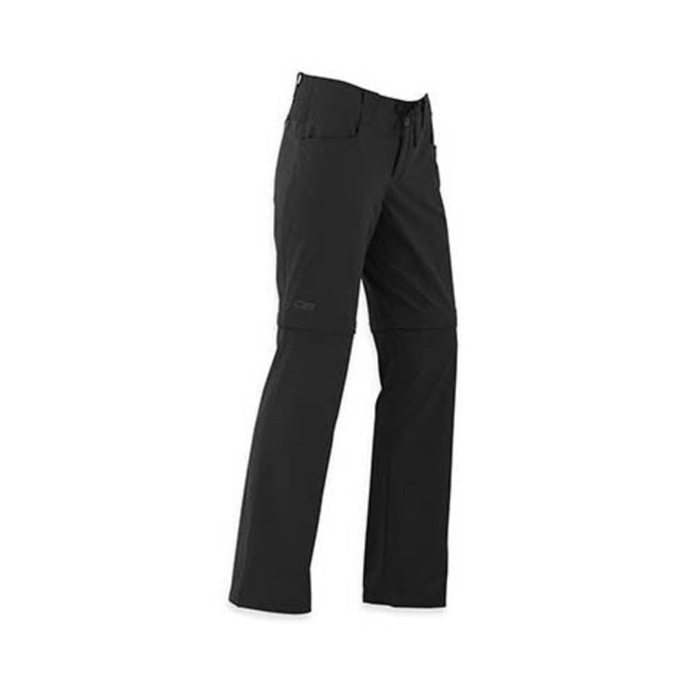 OUTDOOR RESEARCH Women's Ferrosi Convertible Pants - BLACK