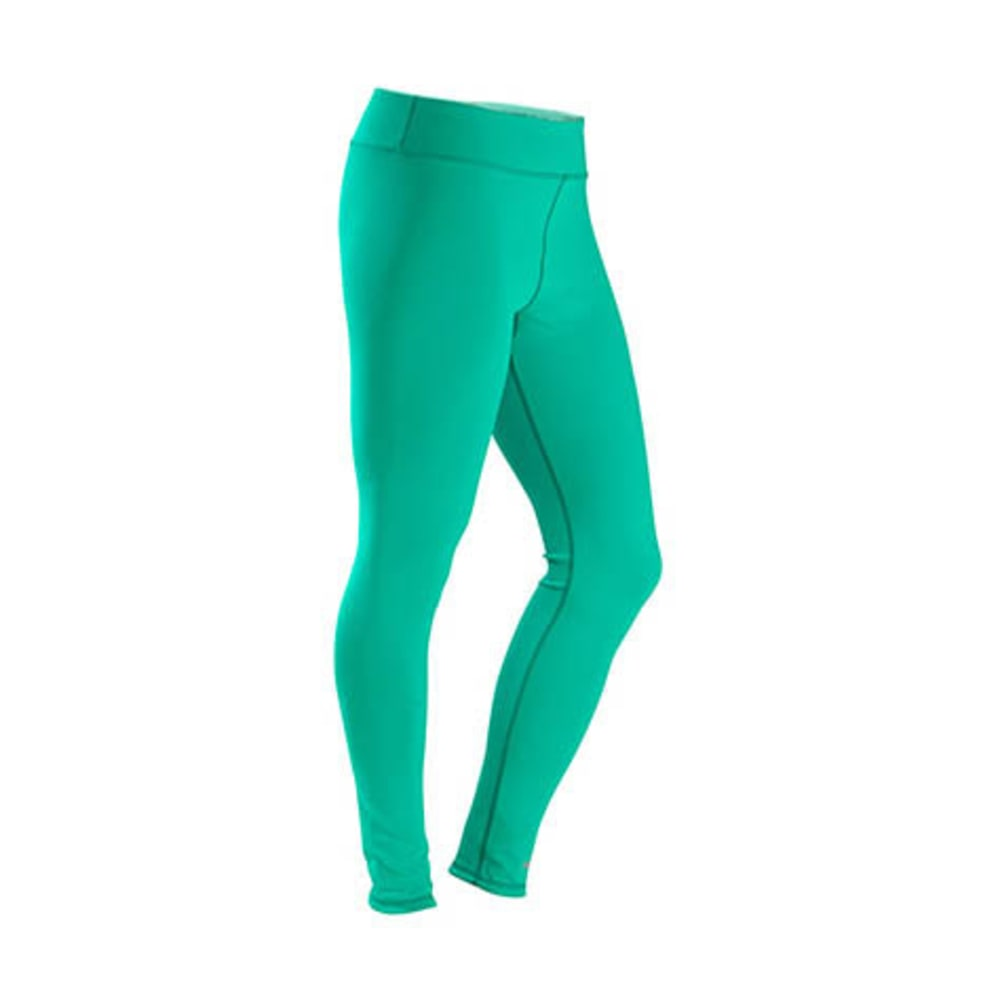 Marmot Women's Catalyst Reversible Tights - Green, XL