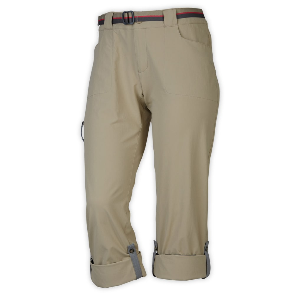 EMS Women's Compass Trek Pants - WHITE PEPPER REG