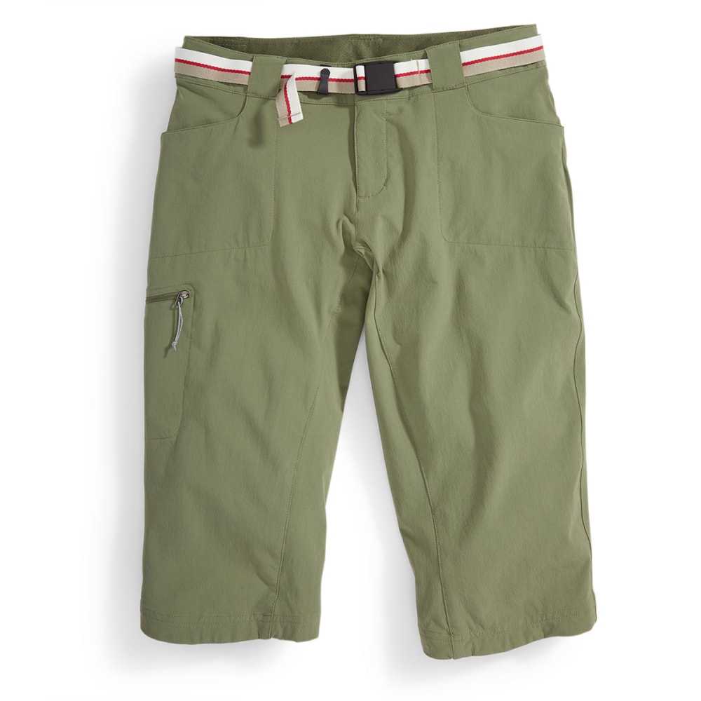 EMS Women's Compass Trek Capri Pants 0
