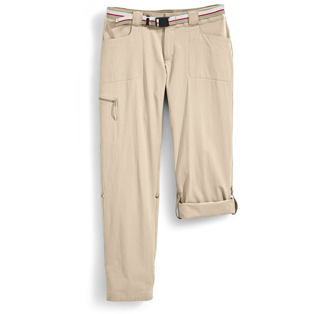 Ems(R) Women's Compass Trek Pants - Brown, 10/S
