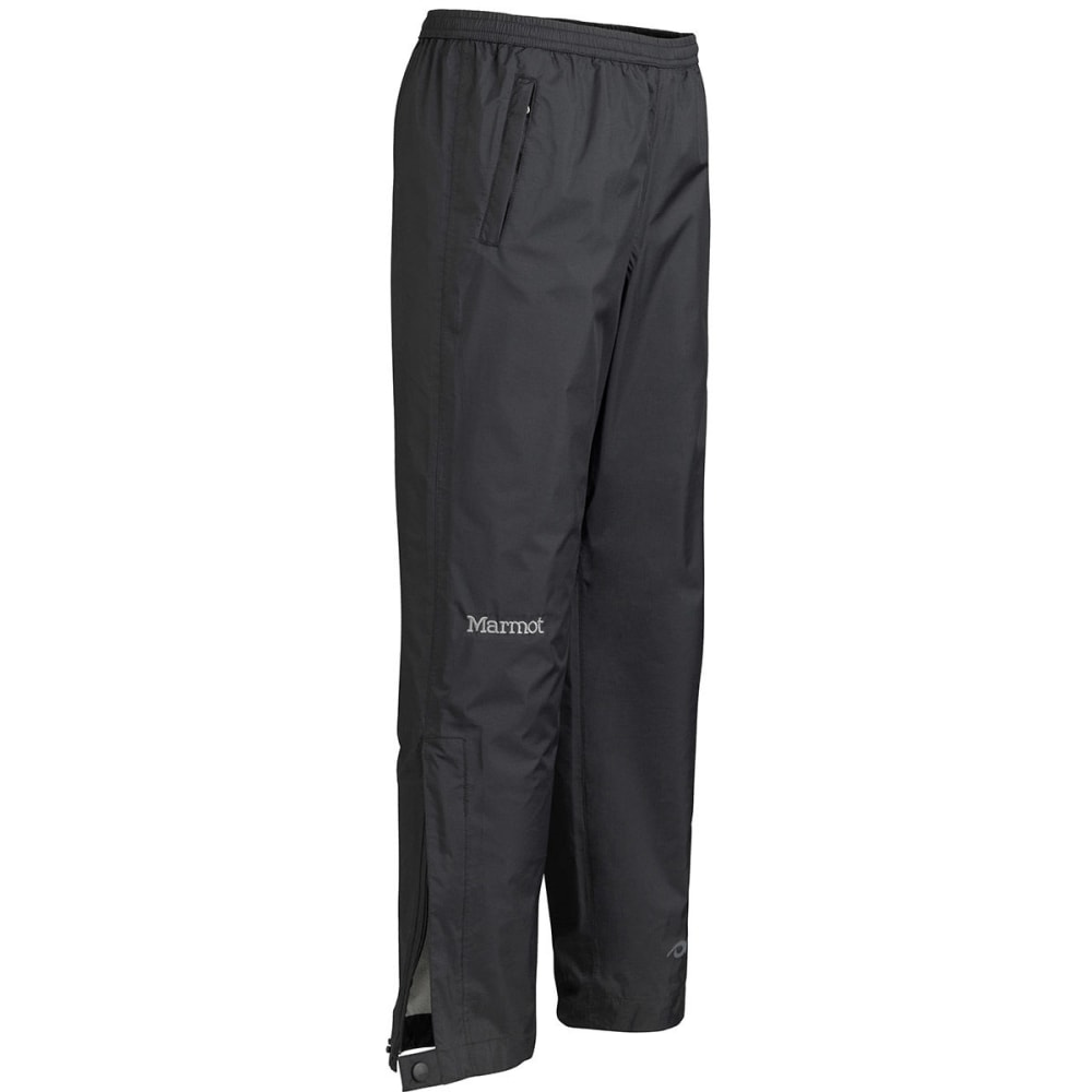 MARMOT Kids' PreCip Pants - BLACK
