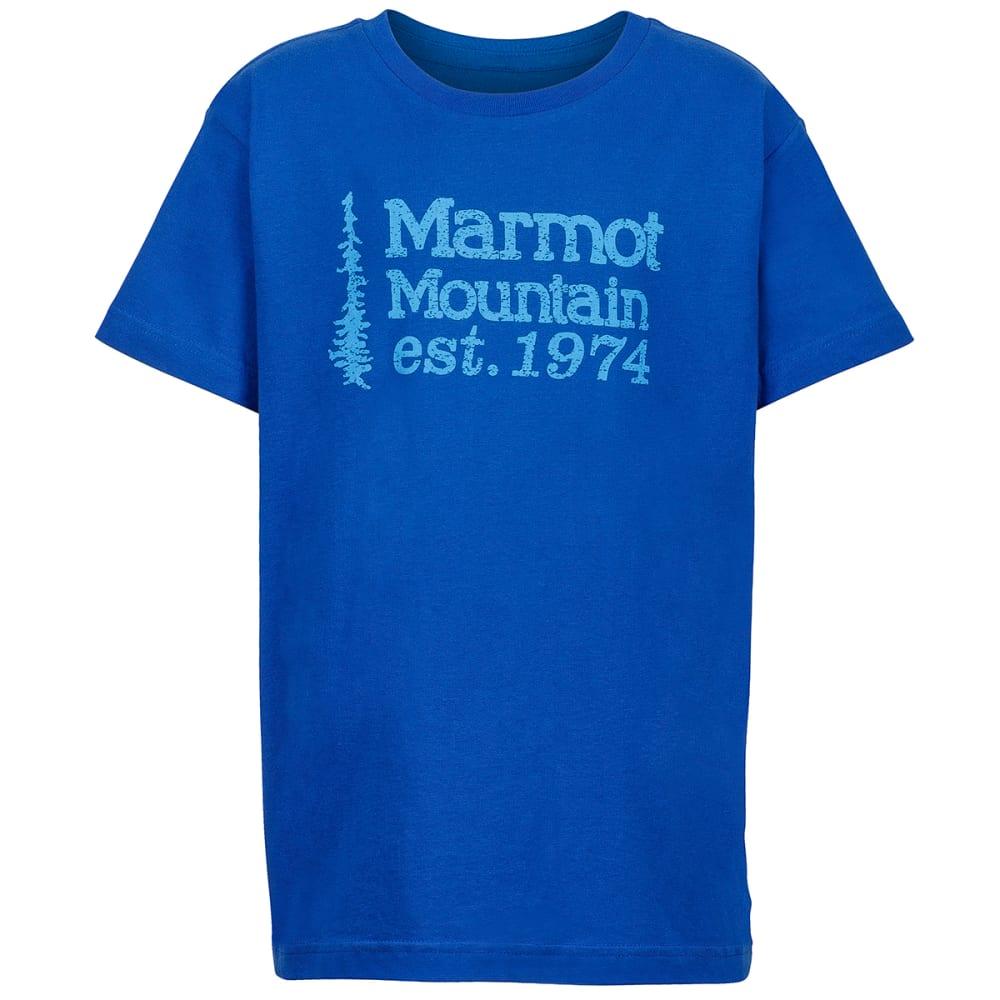 MARMOT Boys' 74 Graphic Tee S