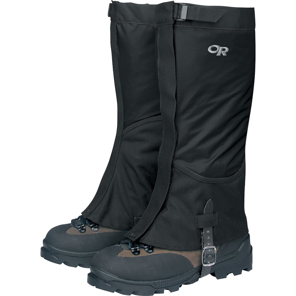 OUTDOOR RESEARCH Women's Verglas Gaiters - BLACK-0001