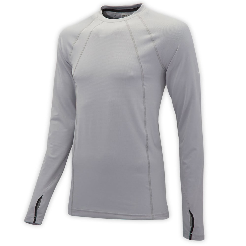 EMS® Men's Techwick® Lightweight Long-Sleeve Crew Baselayer  - HIGHRISE