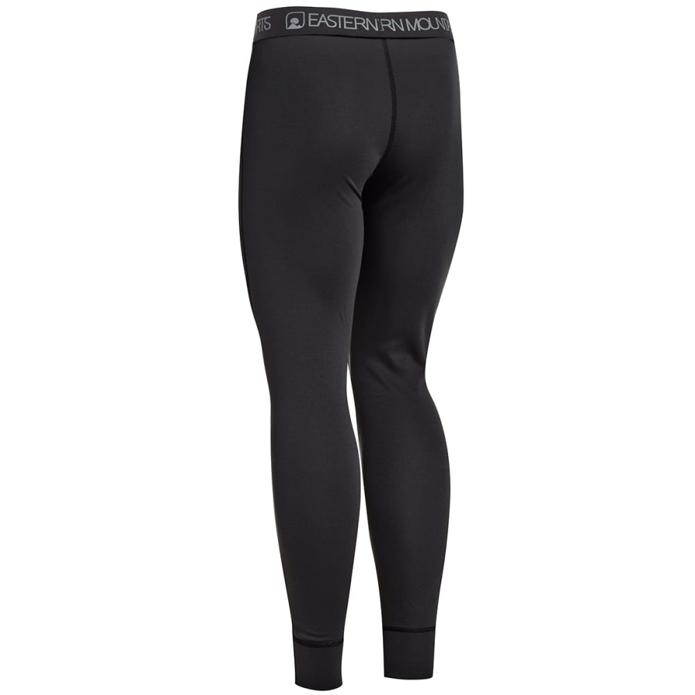 EMS® Men's Techwick® Midweight Base Layer Tights  - BLACK