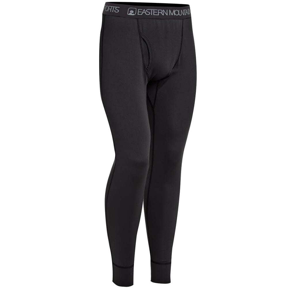 Ems(R) Men's Techwick(R) Midweight Base Layer Tights  - Black, S