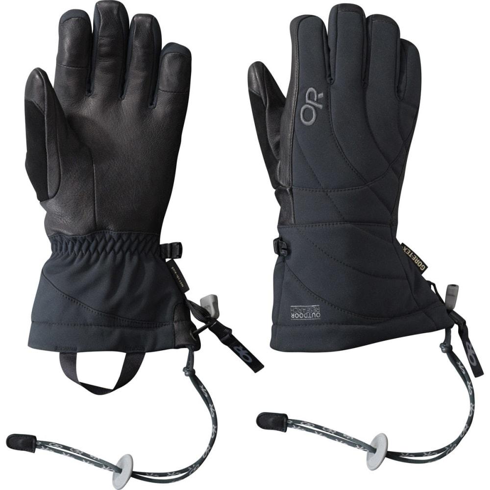 OUTDOOR RESEARCH Men's Centurion Gloves - BLACK