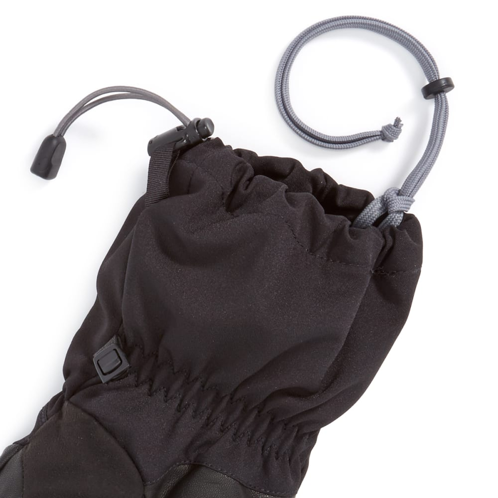 EMS® Men's Summit Glove - JET BLACK