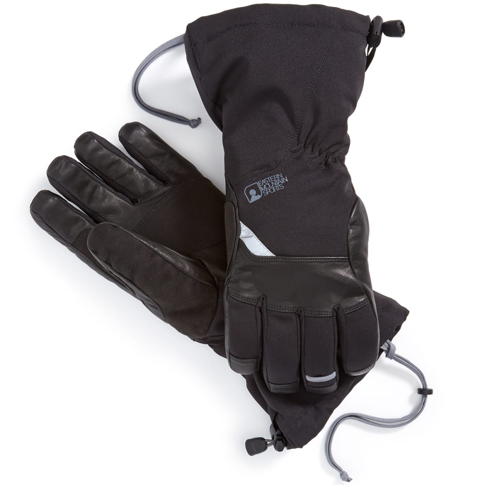 EMS Men's Summit Glove - JET BLACK