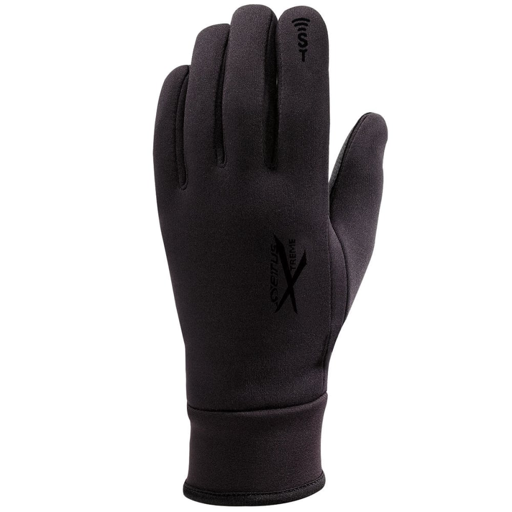 SEIRUS Men's Soundtouch Xtreme All Weather Glove - BLACK