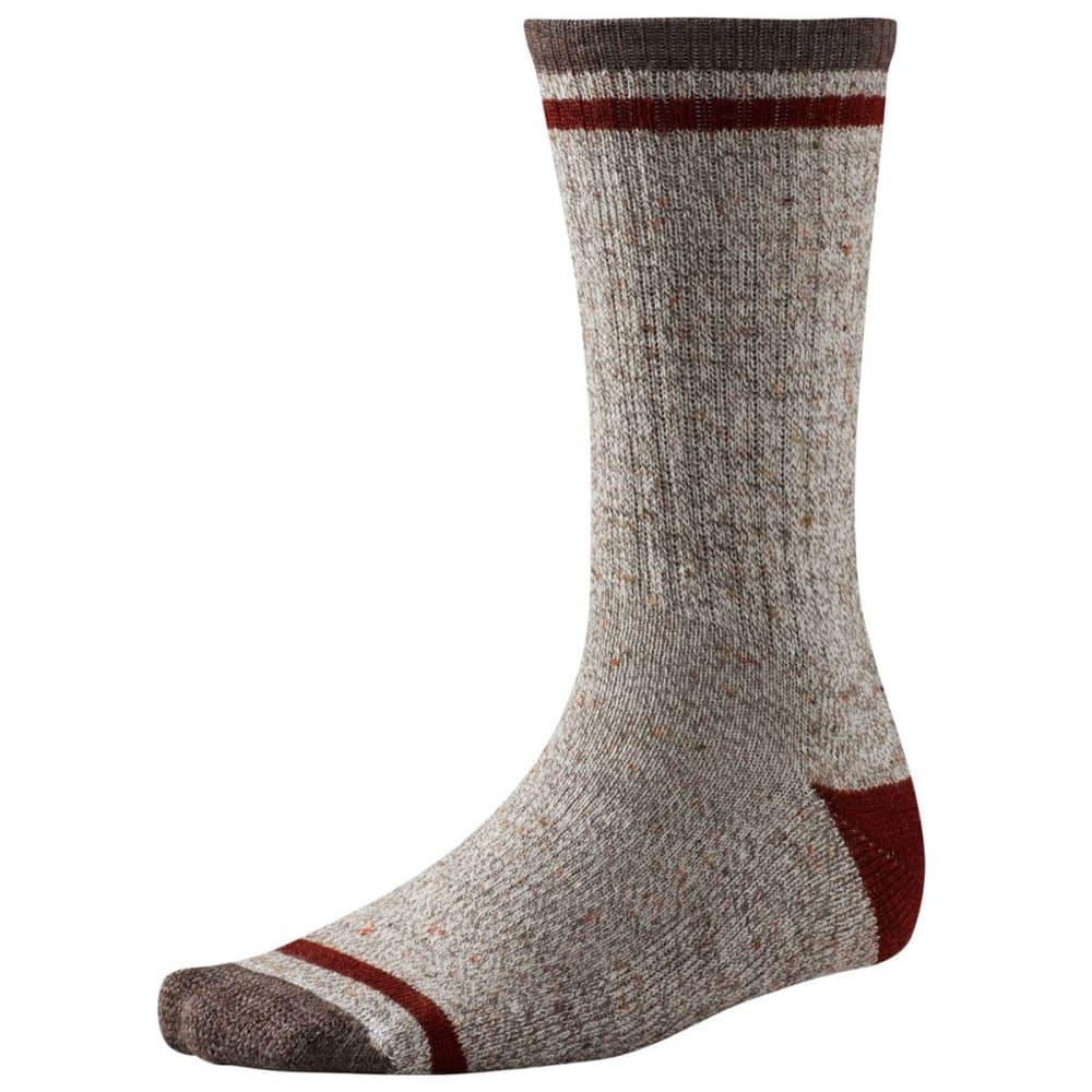 Smartwool Men's Larimer Crew Socks - Brown, M