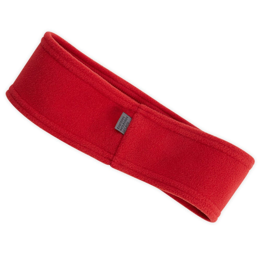 EMS Hyland Fleece Headband - PRECISION RED