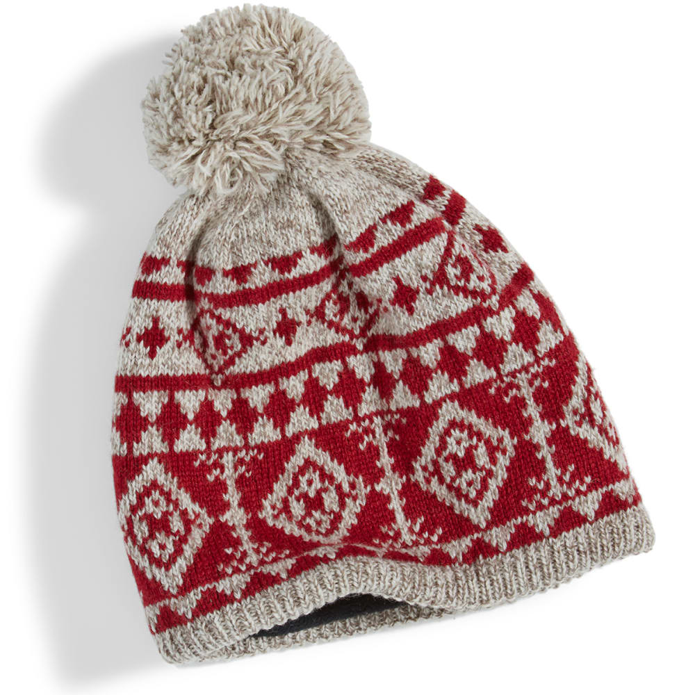EMS Adirondack Beanie - BIKING RED